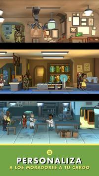 Fallout Shelter captura de pantalla 2