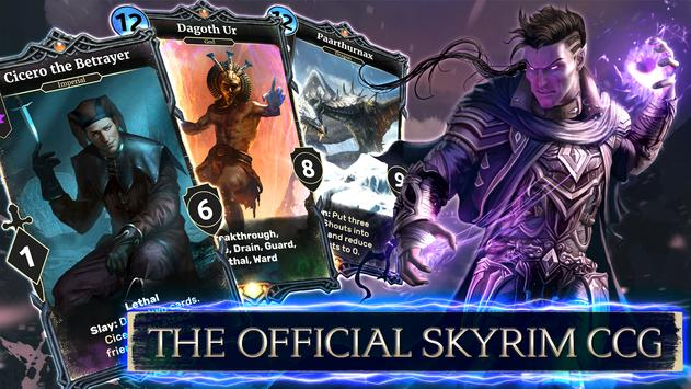 The Elder Scrolls: Legends постер