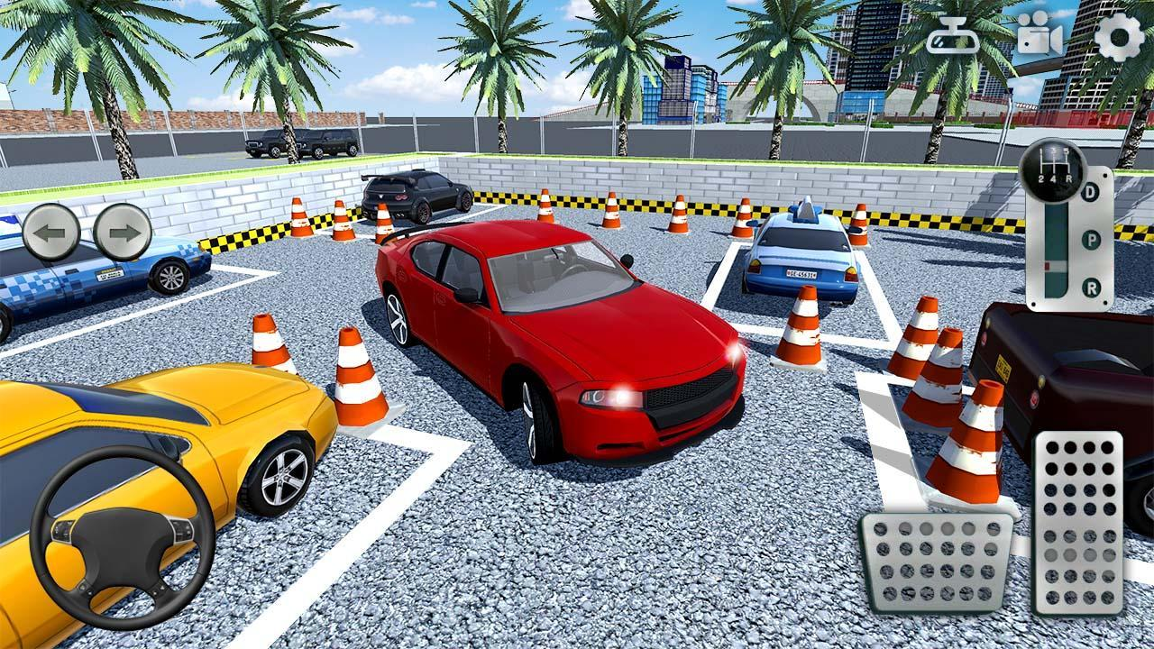 City Sports Car Parking 2019 3d Car Parking Games For Android Apk