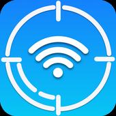 WiFi掃描儀和分析儀 - 檢測誰使用我的WiFi 圖標