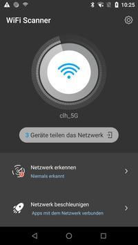 WiFi-Scanner - Ermitteln, wer mein Wlan verwendet Plakat