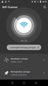 WiFi Scanner penulis hantaran