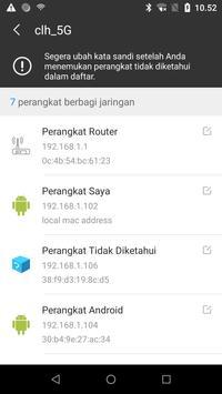 WiFi Scanner syot layar 1