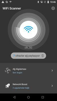 WiFi Tarayıcı - WiFi'mi Kim Kullandığını Tespit Et gönderen