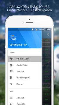 Betting TIPS VIP : DAILY PREDICTION screenshot 4