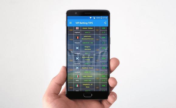 Betting TIPS VIP : DAILY PREDICTION screenshot 5
