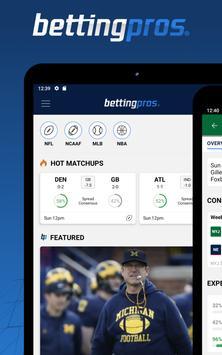 BettingPros imagem de tela 7