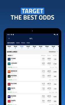 BettingPros imagem de tela 16