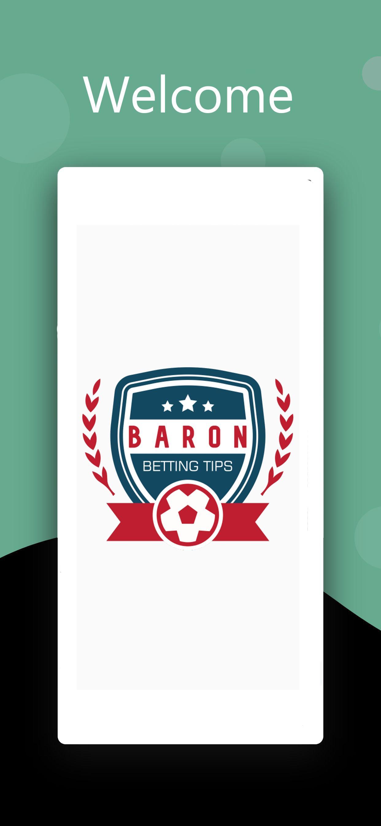 Baron betting app download software
