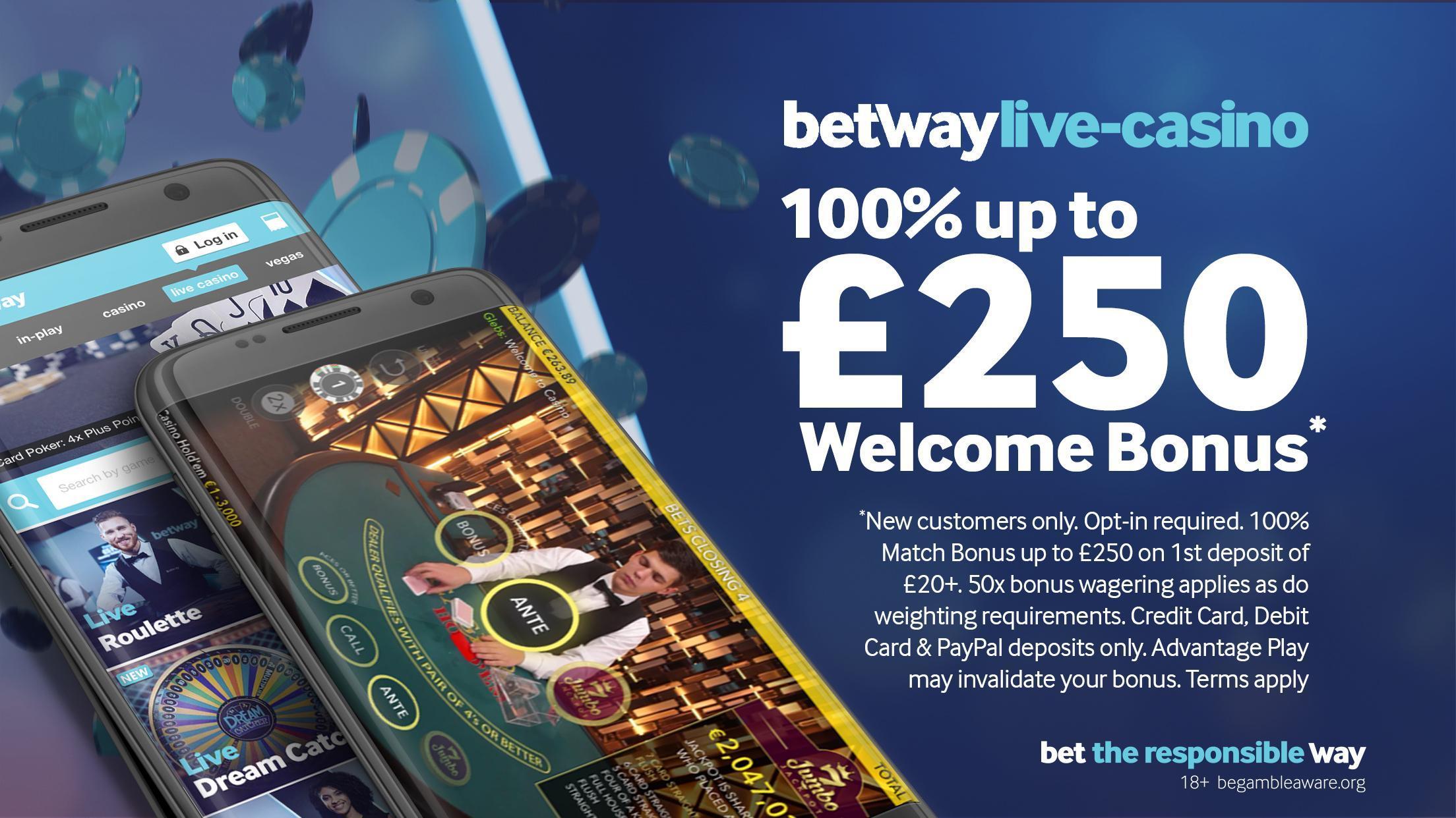 Betway Download Casino