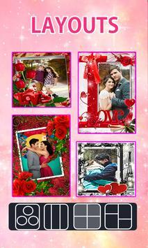 Latest Romantic Love Photo Frames 2019 poster