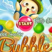 Bubble Shooter Kitty Little icon