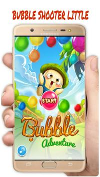 Bubble Shooter Kitty Little poster
