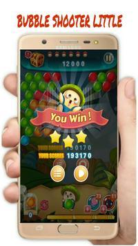 Bubble Shooter Kitty Little screenshot 6