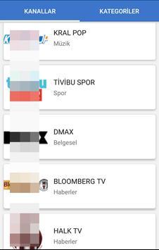Hızlı TV - Canlı TV İzle स्क्रीनशॉट 4