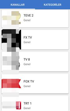 Hızlı TV - Canlı TV İzle स्क्रीनशॉट 6