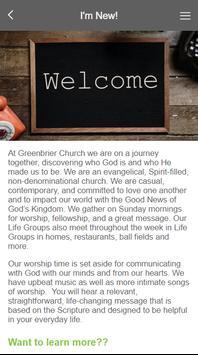 Greenbrier Church screenshot 2