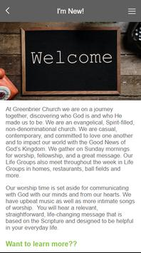 Greenbrier Church screenshot 5