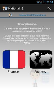 Mileage allowances poster