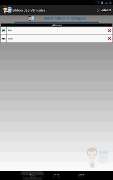 Mileage allowances screenshot 10