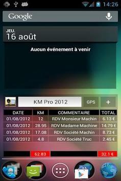 Mileage allowances screenshot 5