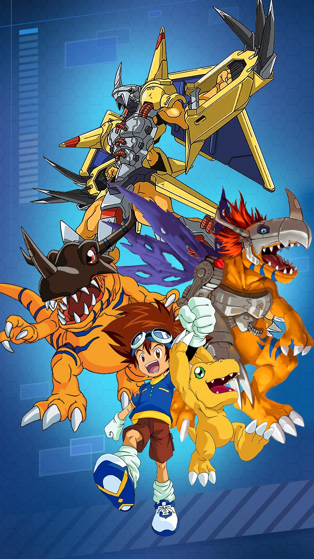 Digimon Ultimate Evolution For Android Apk Download