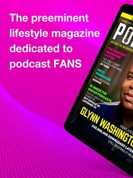 Podcast Magazine screenshot 3