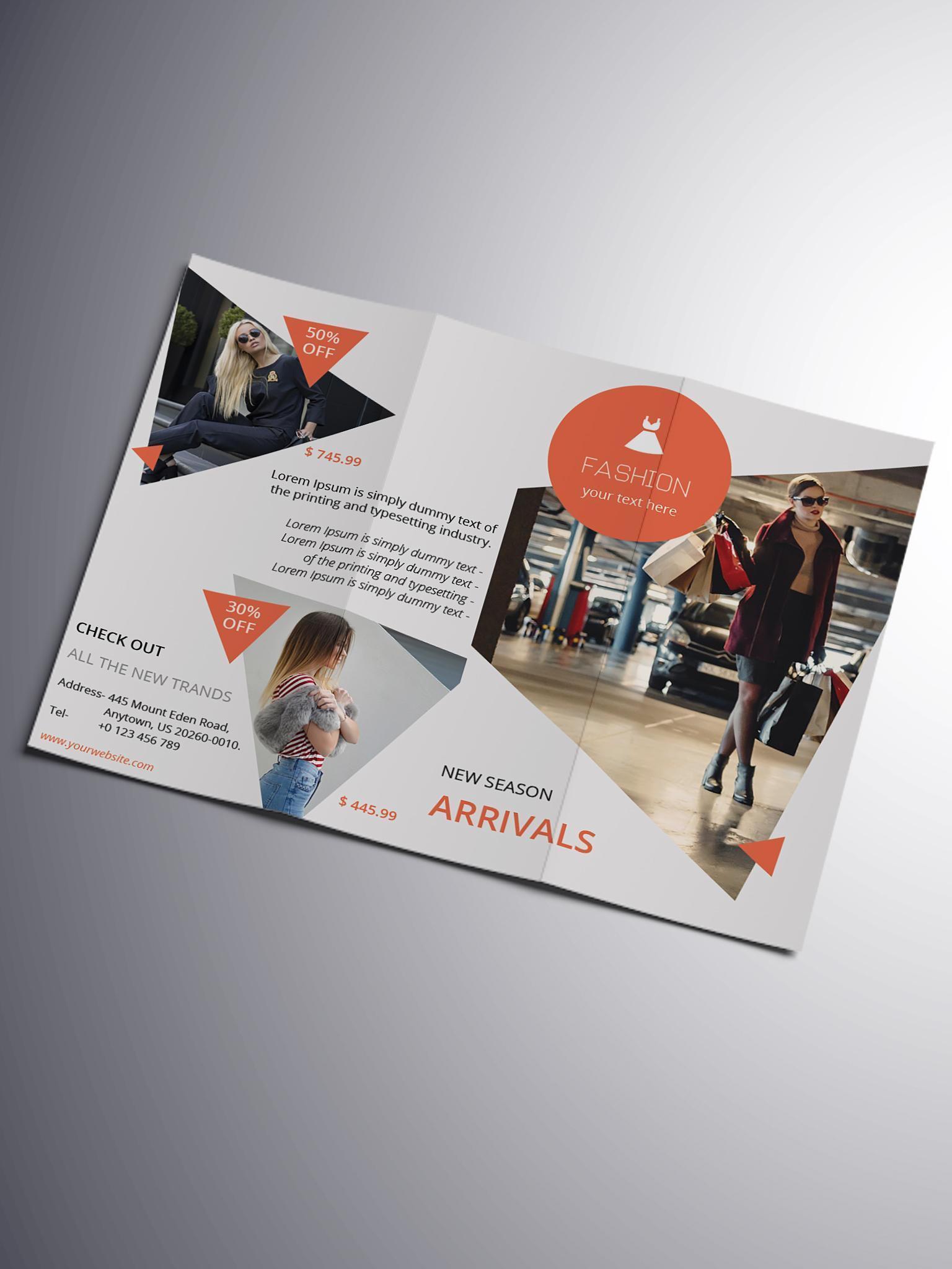 brochure maker download