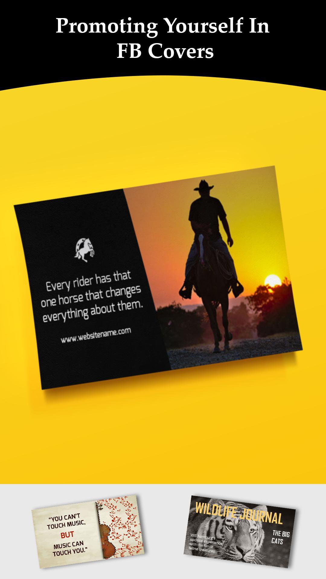 Cover Photo Maker Name Art Quotes Creator PRO v11.0 APK 1