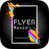 Flyers, Poster Maker, Graphic Design, Banner Maker icon