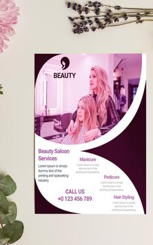Flyers, Posters, Adverts, Graphic Design Templates screenshot 17
