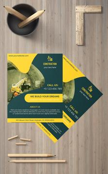 Flyers, Posters, Adverts, Graphic Design Templates screenshot 19