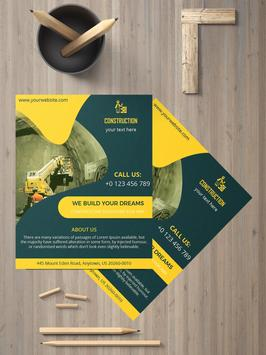Flyers, Posters, Adverts, Graphic Design Templates screenshot 11