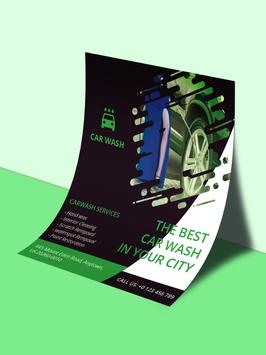 Flyers, Posters, Adverts, Graphic Design Templates screenshot 12