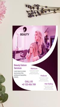 Flyers, Posters, Adverts, Graphic Design Templates screenshot 1