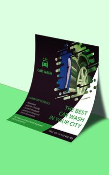 Flyers, Posters, Adverts, Graphic Design Templates screenshot 20