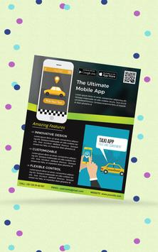 Flyers, Posters, Adverts, Graphic Design Templates screenshot 23