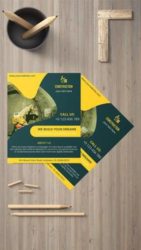 Flyers, Posters, Adverts, Graphic Design Templates screenshot 3
