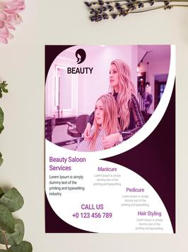 Flyers, Posters, Adverts, Graphic Design Templates screenshot 9