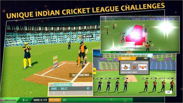 Indian Cricket Premiere League : IPL 2021 Cricket screenshot 11