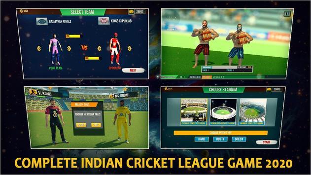 Indian Cricket Premiere League : IPL 2021 Cricket screenshot 12