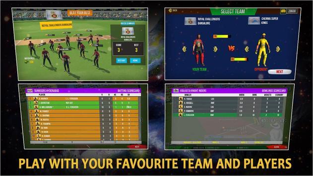 Indian Cricket Premiere League : IPL 2021 Cricket screenshot 13