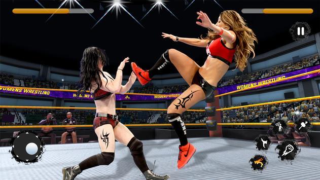Real Wrestling Royal Rumble Fight screenshot 9