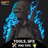 Battlegrounds Mobile India (BGMI) Tools & Pro Tips आइकन
