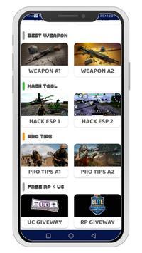 Battlegrounds Mobile India (BGMI) Tools & Pro Tips स्क्रीनशॉट 2