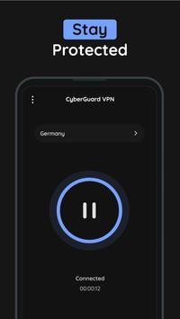 CyberGuard VPN स्क्रीनशॉट 3