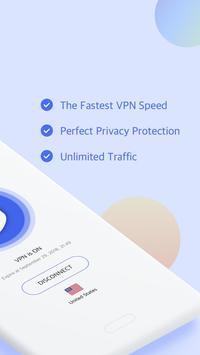 Veilduck VPN screenshot 1