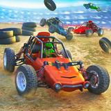 Demolition Extreme Buggy Stunts Car Derby
