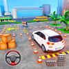 Modern Car Drive: Parking Test आइकन