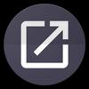 App Shortcuts - Easy App Swipe (TUFFS Pro) أيقونة